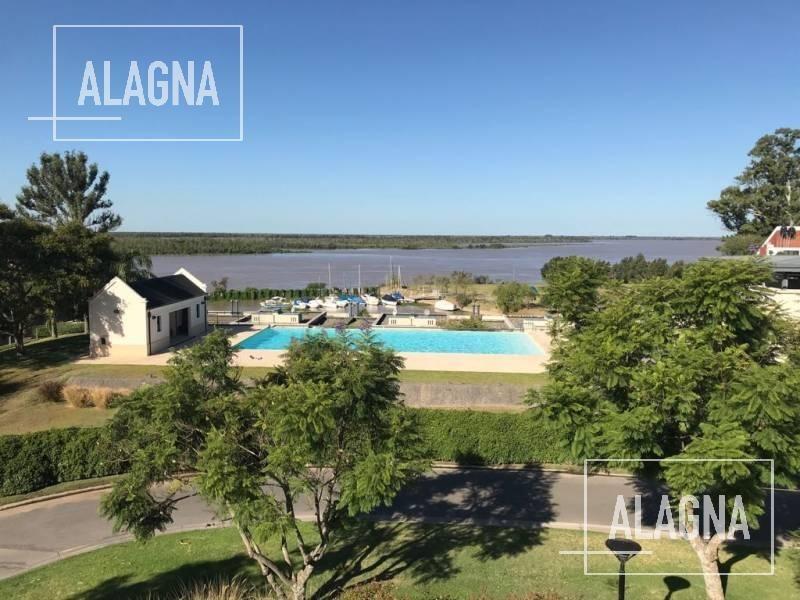 casa premium con vista al rio en country  la bahia