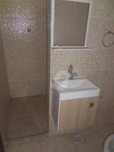 casa primeira locação, com 2 quartos, na zé garoto. - ca1354