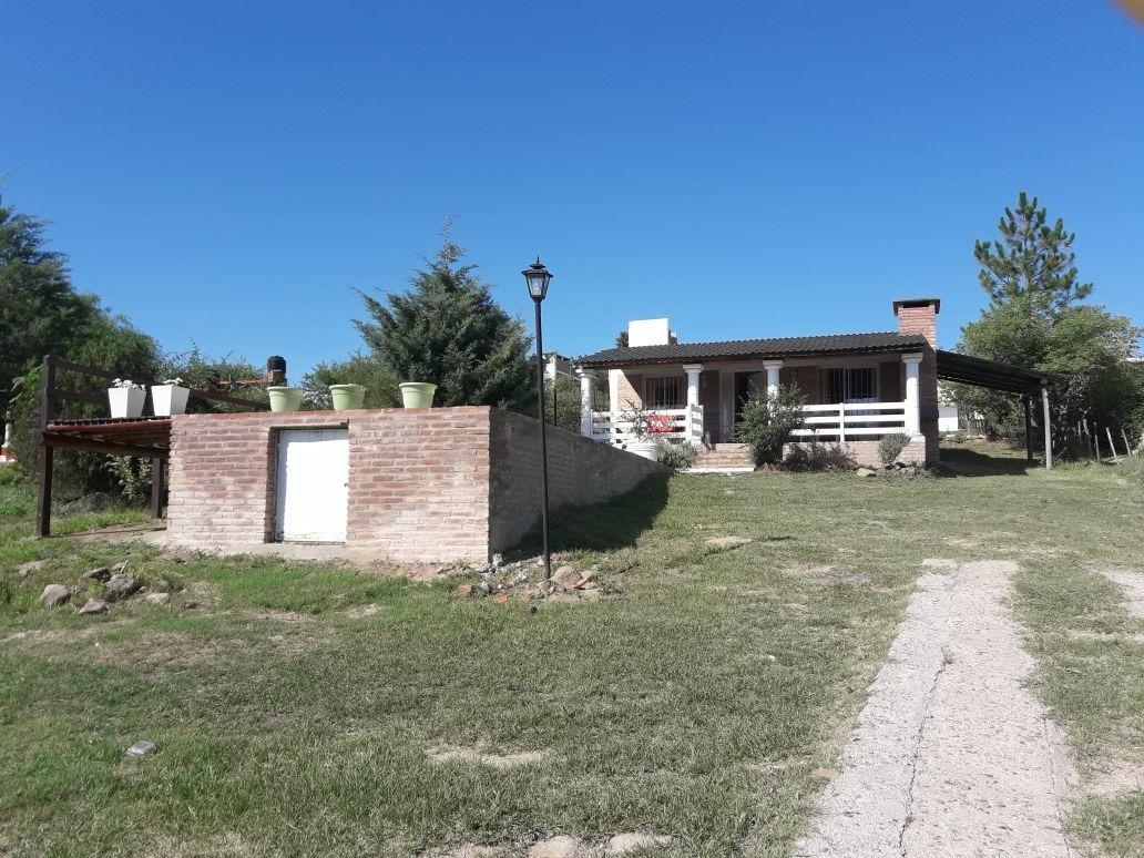 casa privada con pileta en cabalango, a 5 km de carlos paz