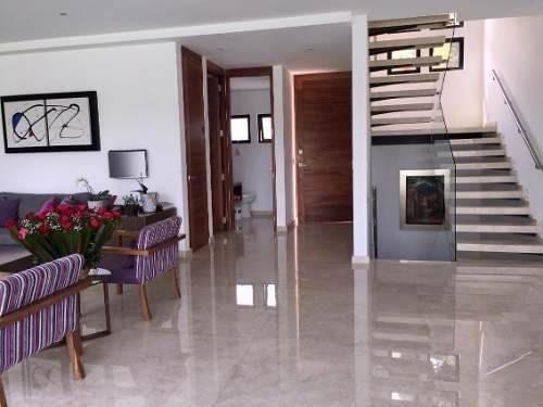 casa privada en condominio lomas san ángel / álvaro obregón