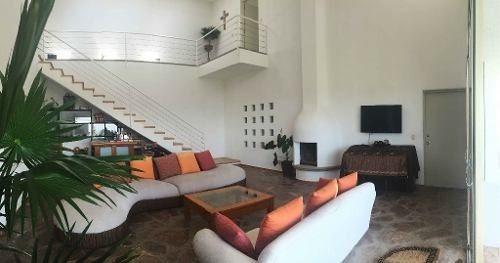 casa privada en la herradura / cuernavaca - cal-84-cp