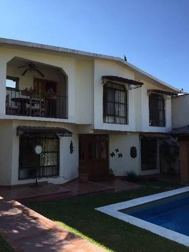 casa privada en palmira / cuernavaca - cal-98-p