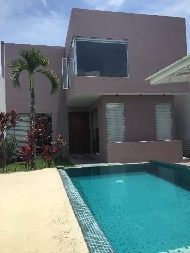 casa privada en residencial la palma / jiutepec - cal-116-cp