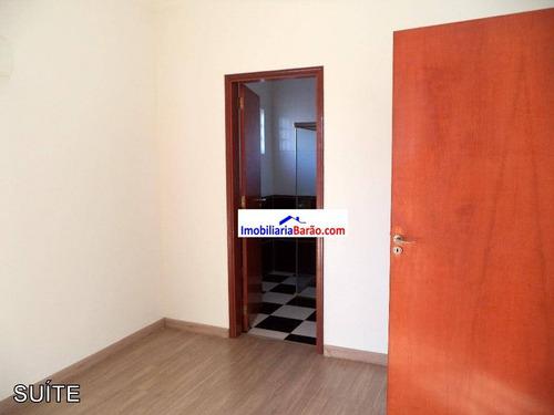 casa pronta para morar no terras do barão - ca1329