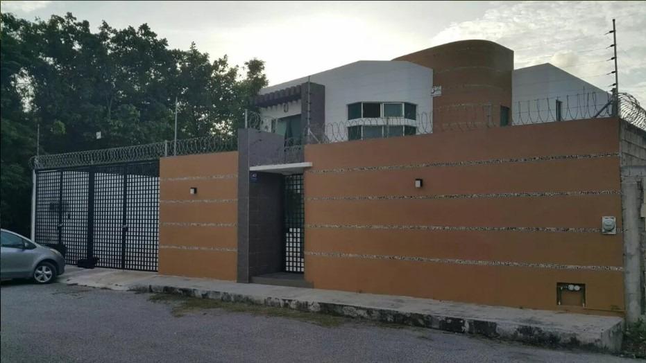casa proxima al centro maya, gran terreno