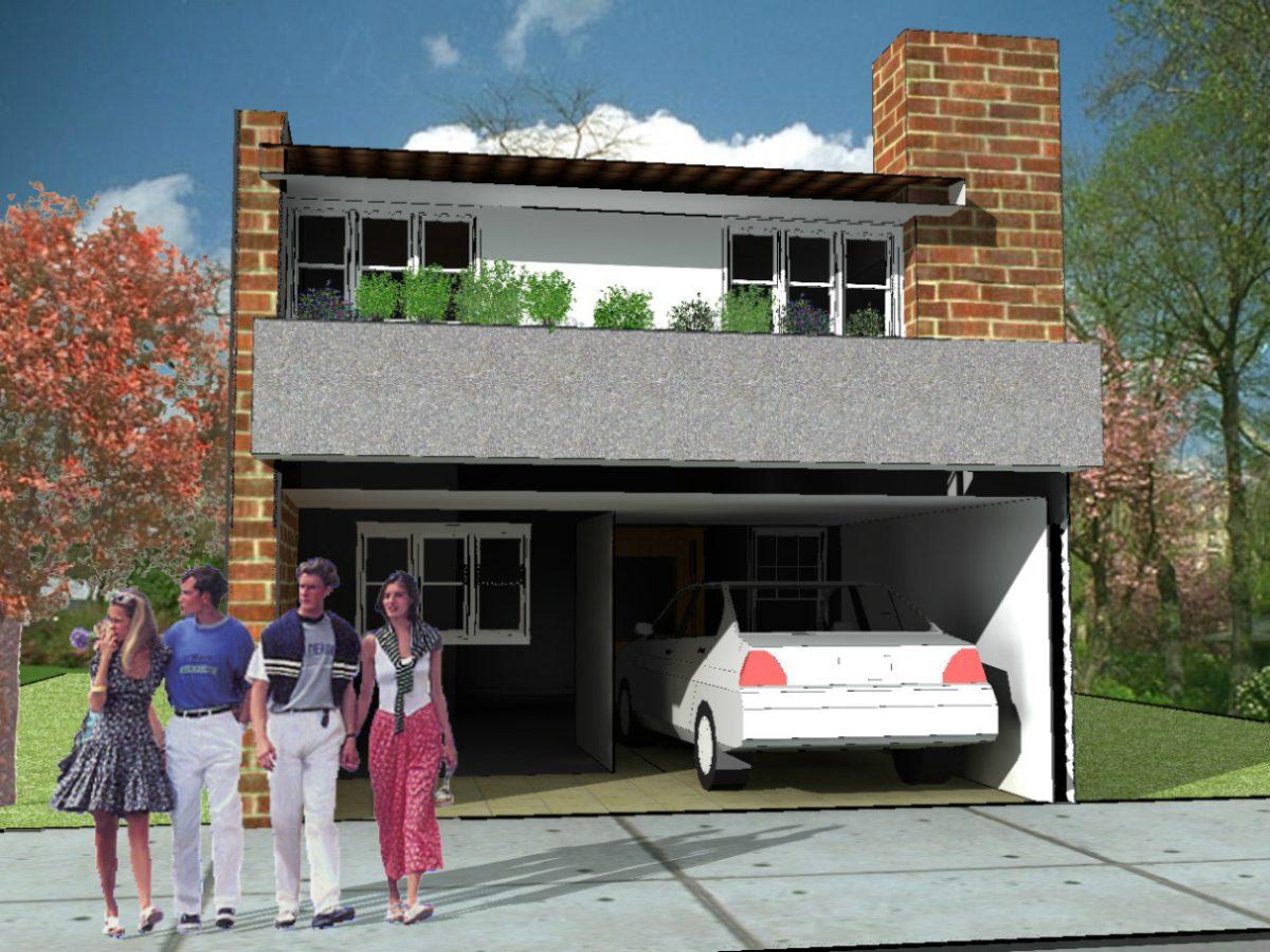 Casa proyecto para construccion de casa o remodelacion for Remodelacion de casas pequenas fotos