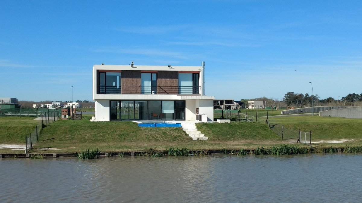 casa - puertos - hermosa vista a laguna