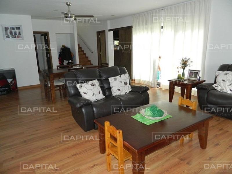 casa punta del este - barrio privado 5 dormitorios-ref:26924