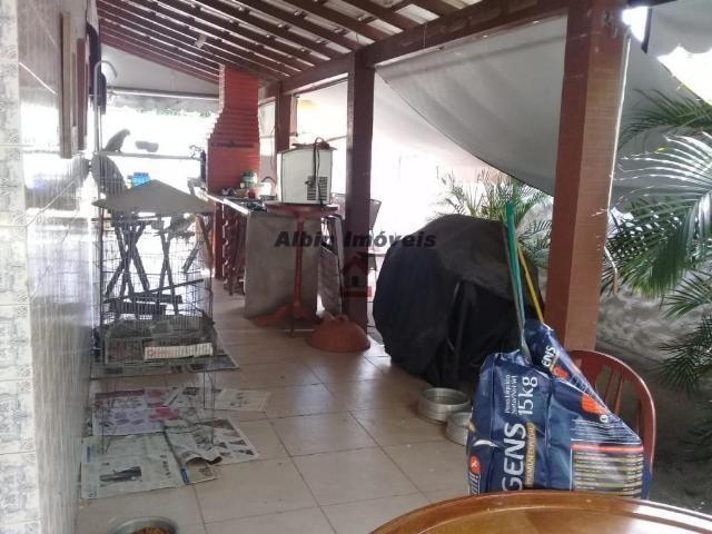 casa quadra da praia de piratininga - 2744a