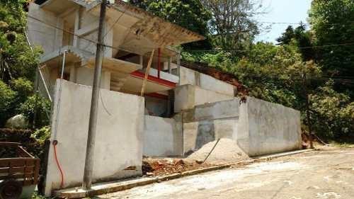 casa que se vende como terreno xalapa