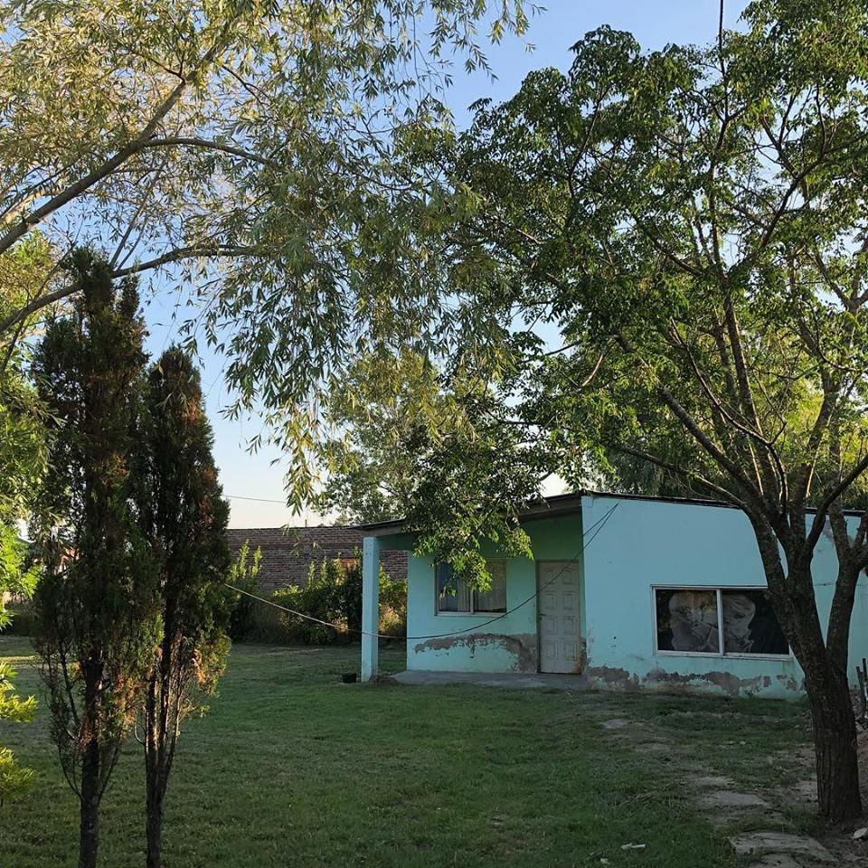 casa quinta a refaccionar  brandsen-escritura-financiación