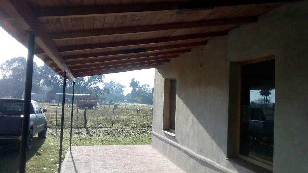 casa quinta con amplio terreno en saladillo! a estrenar!