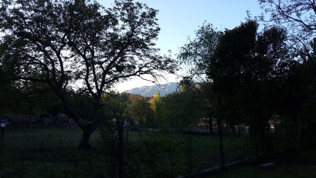 casa quinta con pileta en san luis el volcan