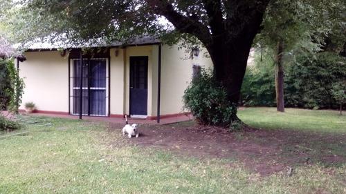 casa quinta con pileta, jose c. paz