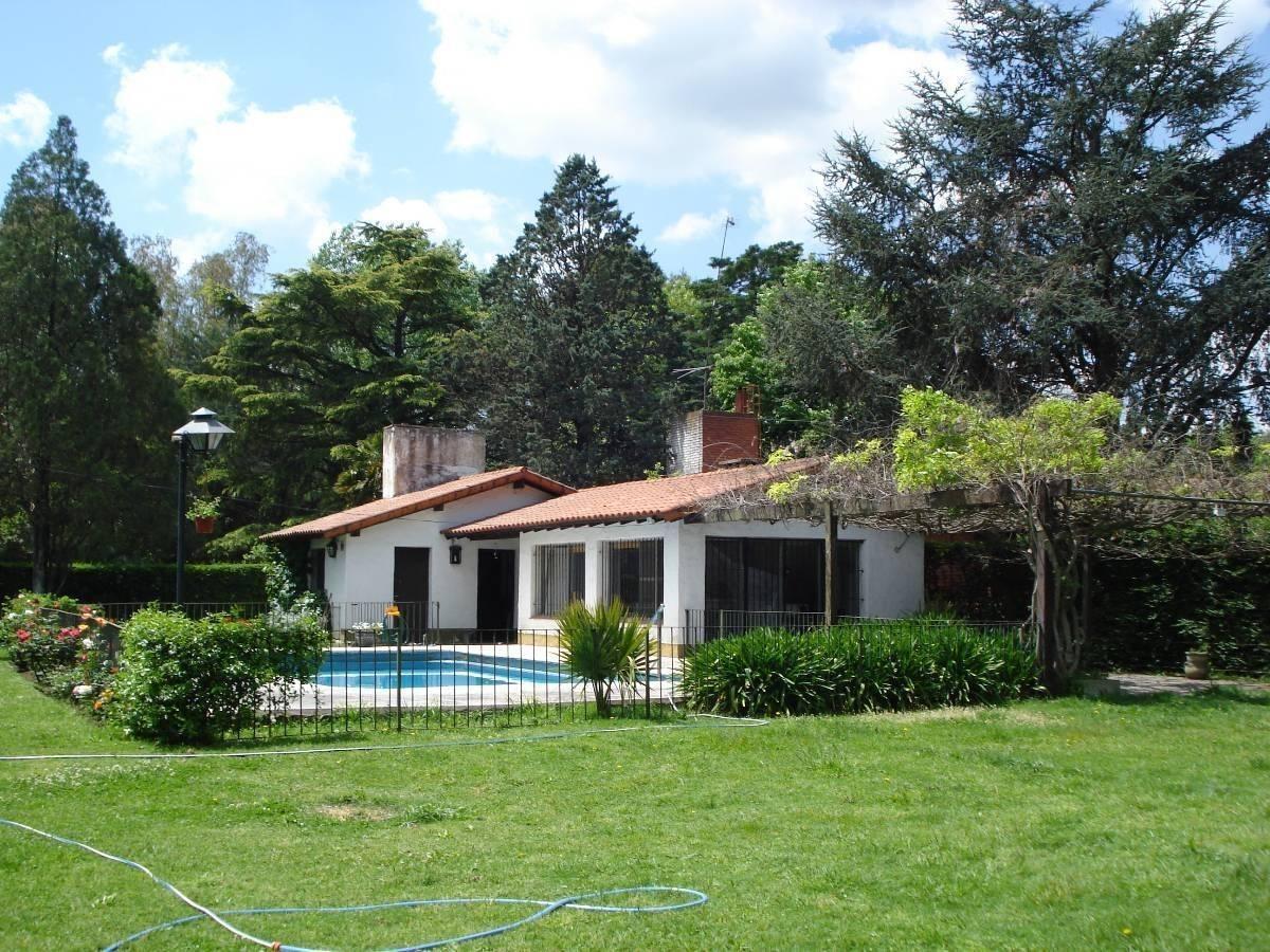 casa quinta con piscina - la union