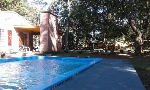 casa quinta con piscina - las lechuzas - san vicente