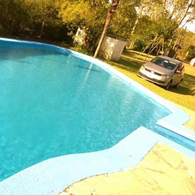 casa quinta en alquiler estadias reuniones piscina! ezeiza