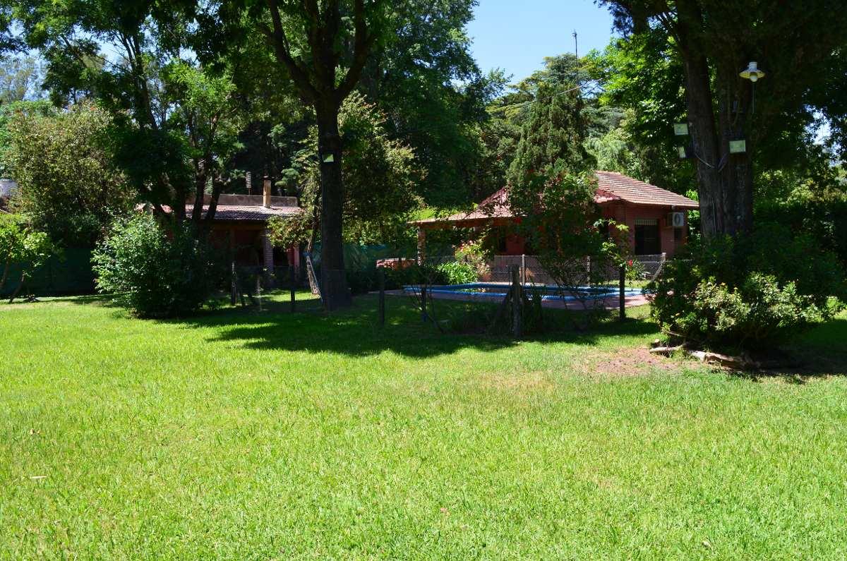 casa quinta en alquiler temporario pilar