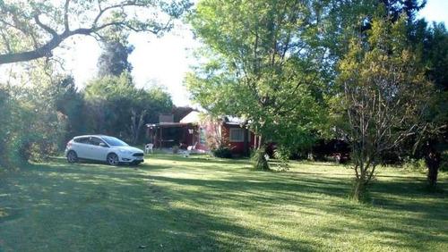 casa quinta en b. el rodeo (lote de 20x50)