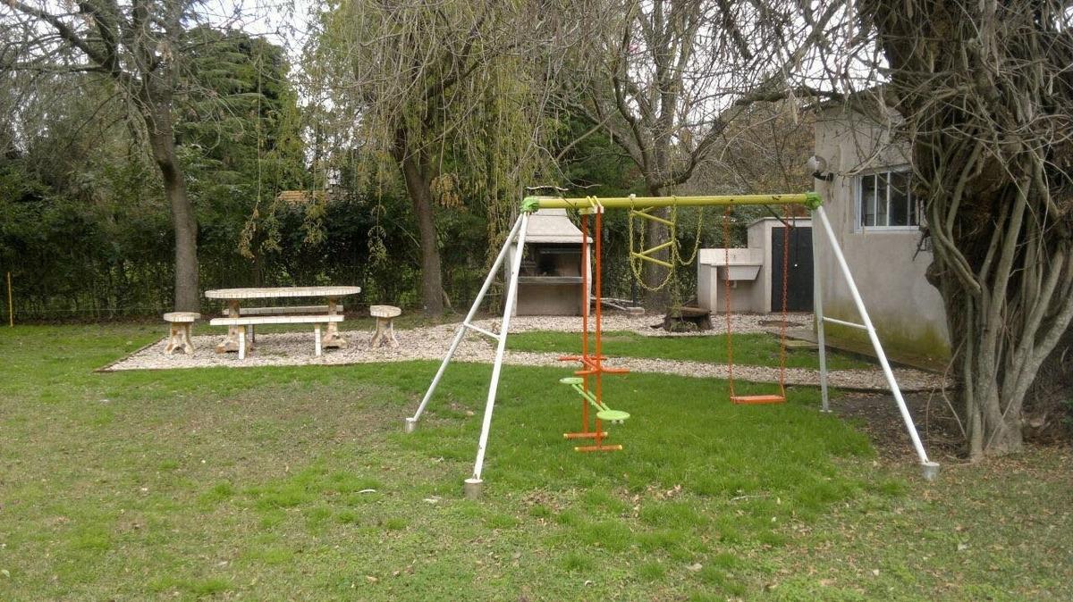 casa quinta en b. parque mendizabal - brandsen