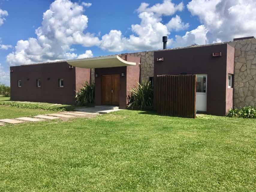 casa quinta en barrio cerrado área 60 vacaciones de verano