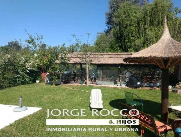 casa quinta en barrio el rodeo - gomez - brandsen