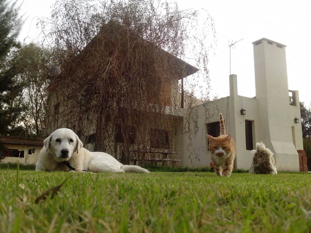 casa quinta en barrio la plantacion