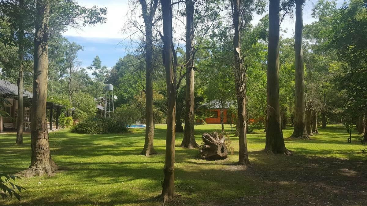 casa quinta en barrio los bosquecitos - brandsen -