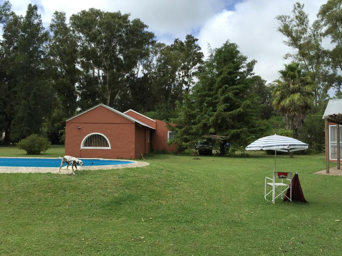casa quinta en  brandsen