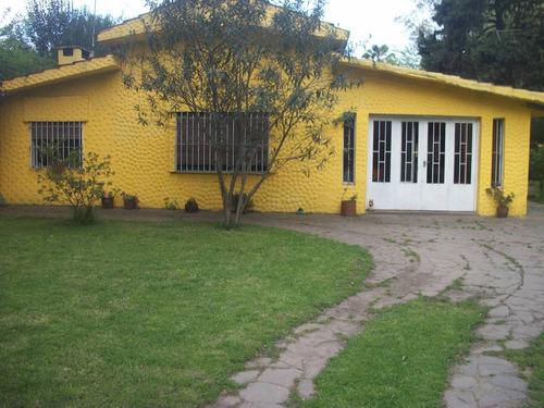 casa quinta en delviso zona norte pilar 20c panamericana