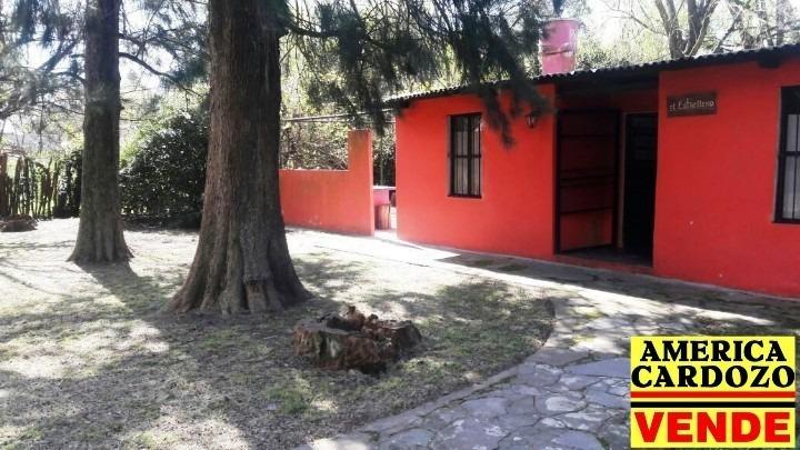 casa quinta en francisco álvarez (a 300 mts de acceso oeste)