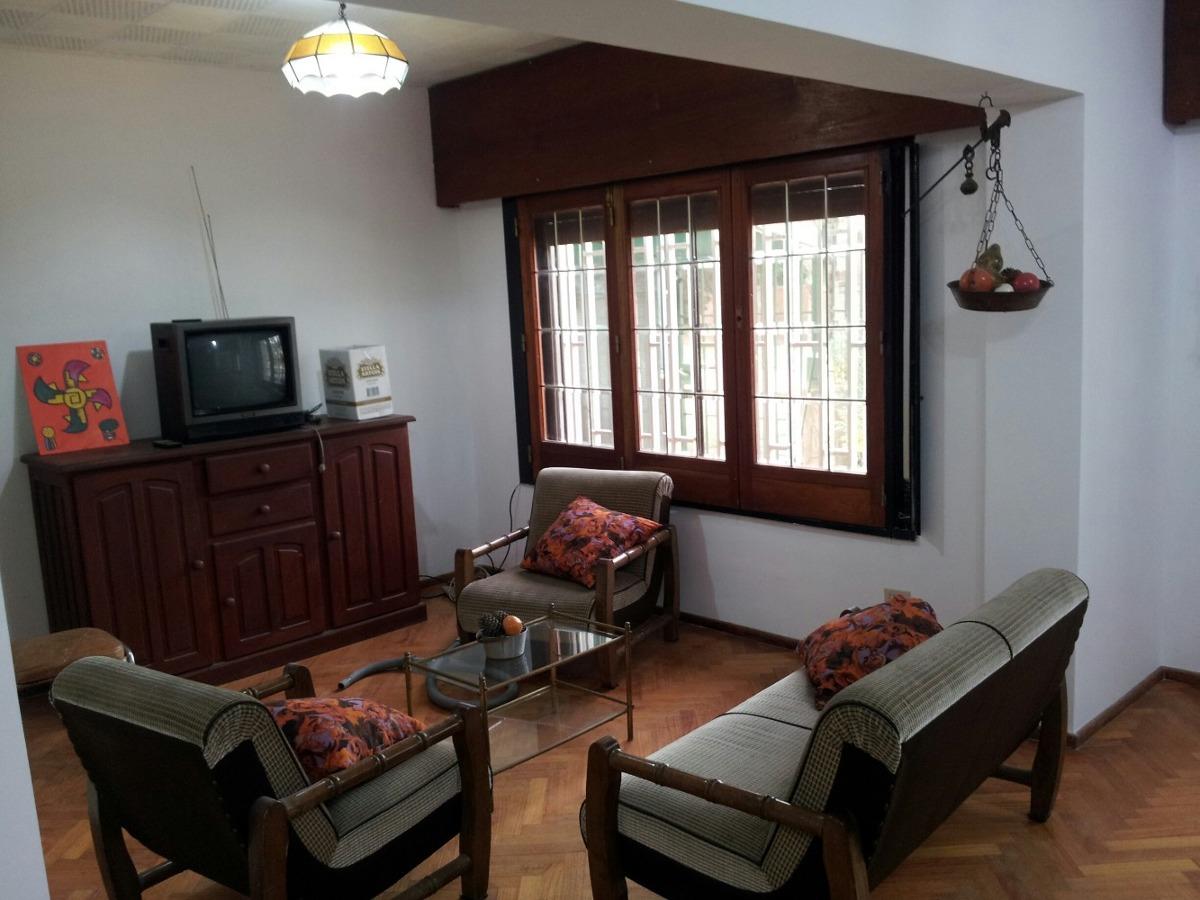 casa quinta en funes (santa fe) 4 dormitorios temporario