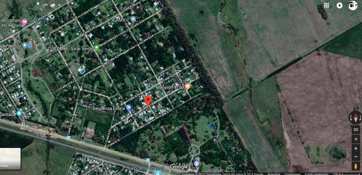 casa quinta en venta. b° valle verde, luján.