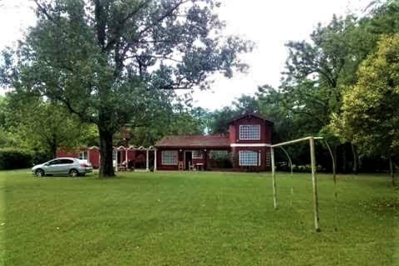 casa quinta en venta en 20 de junio