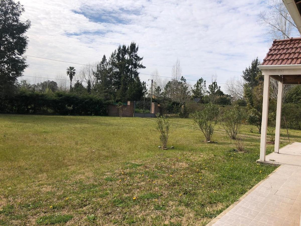 casa quinta en venta en parque gorriti 2 dormitorios, 1 baño