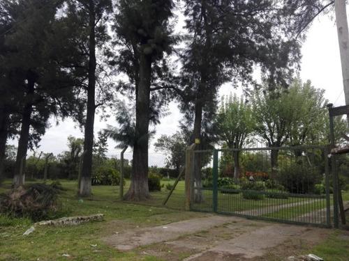 casa quinta en virrey del pino