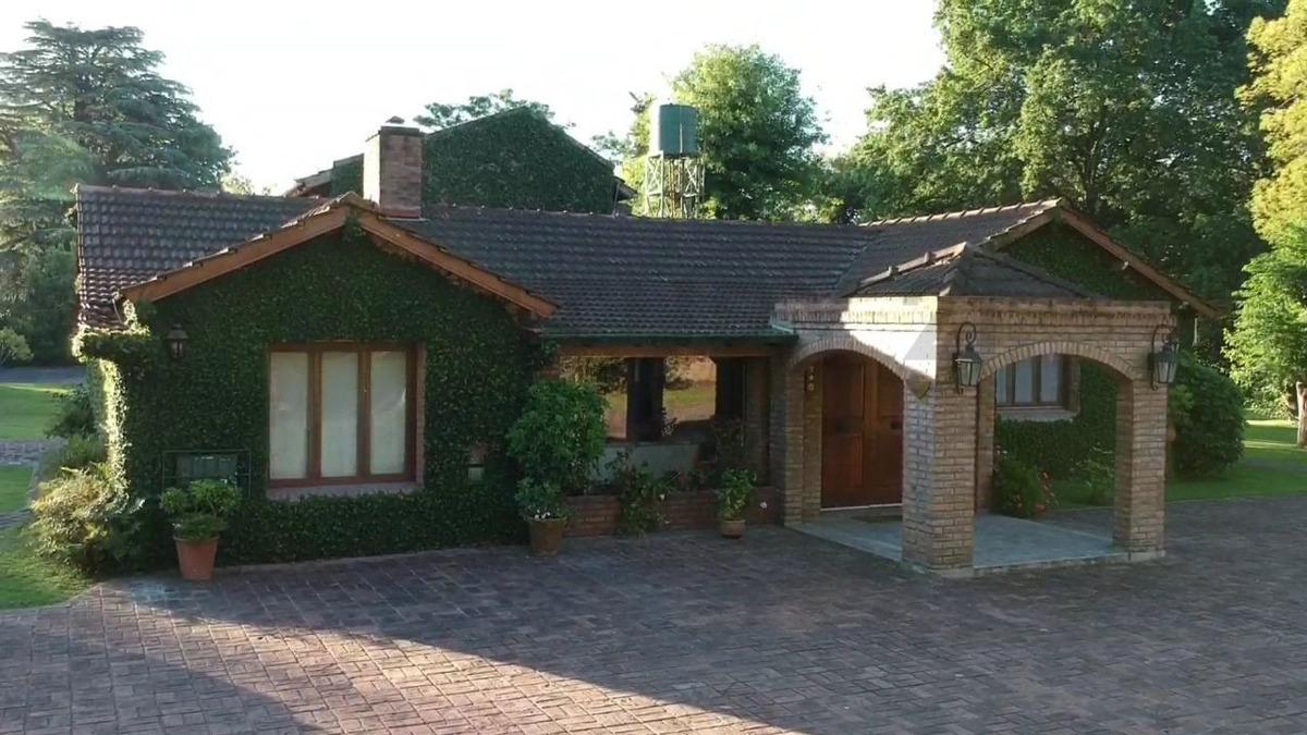 casa quinta pileta quincho parque 9000 m2  ing. maschwitz