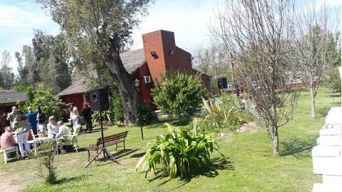 casa quinta se 7 ambientes especial para eventos