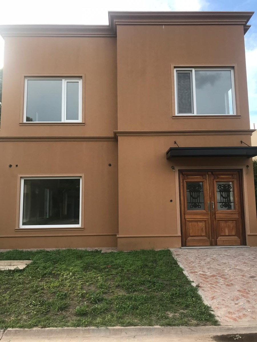 casa racionalista 4 amb en barrio privado leloir