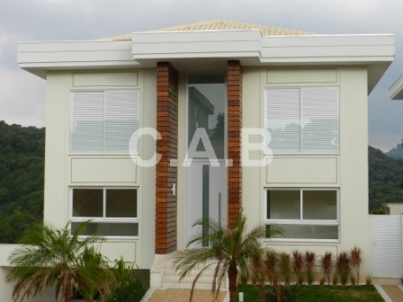 casa recem construida no residencial genesis i - 6274