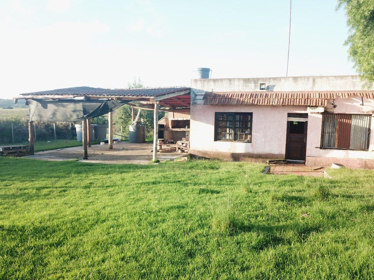 casa reciclar en terreno de 1000 m² en marcos de los reyes