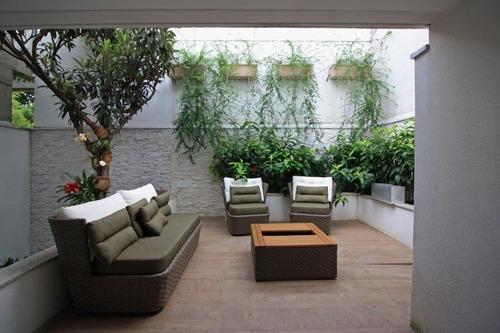 casa reformada no jardim europa - 353-im120937