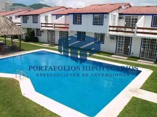 casa remate bancario pago de contado acapulco méxico