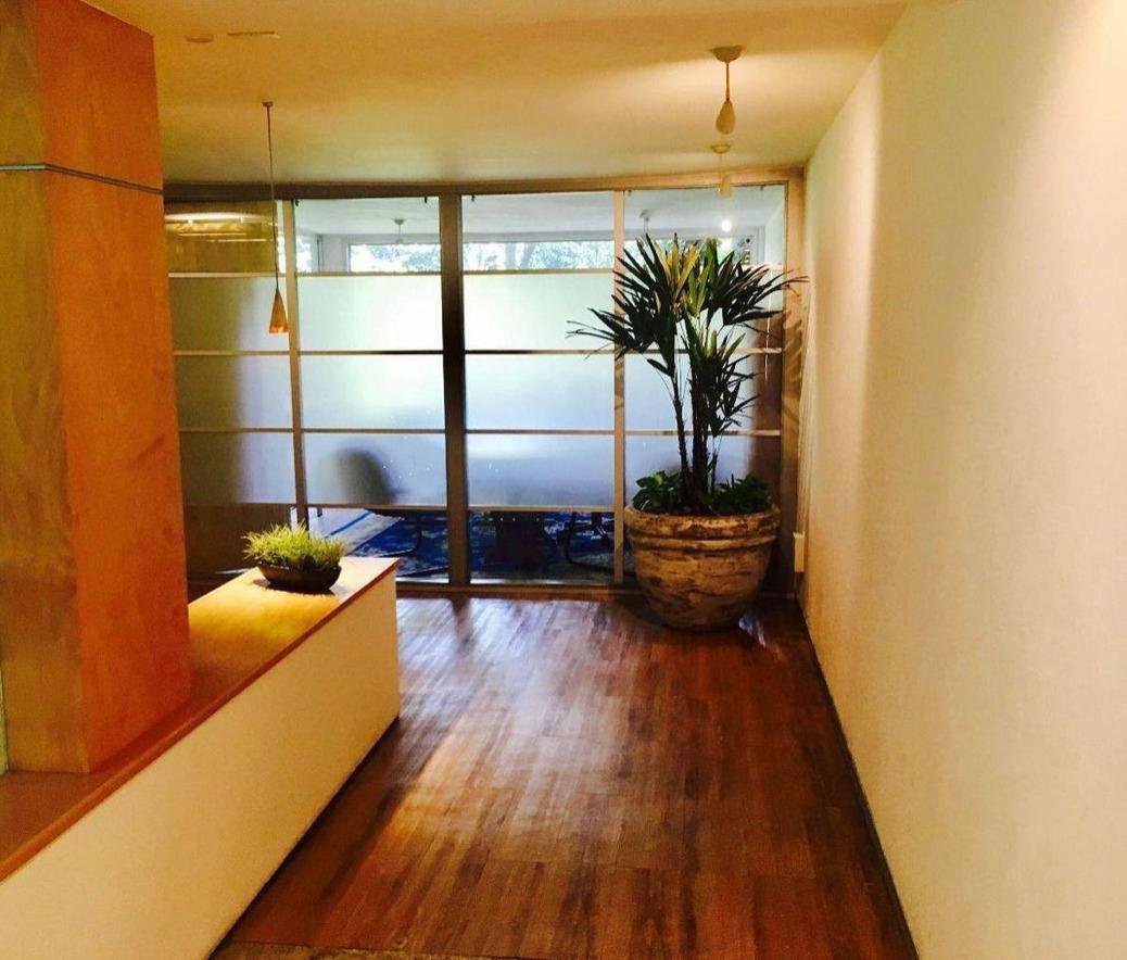 casa remodelada con uso oficinas en san angel