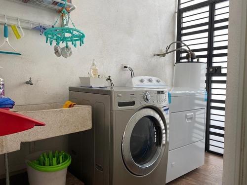 casa renta amueblada en cumbres san patricio, garcia, nl