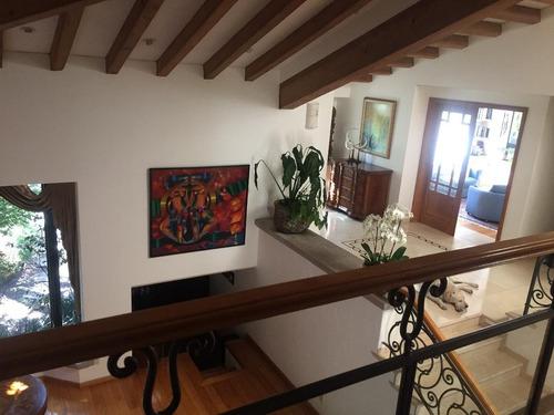 casa renta bellisima seguridad maxima club hacienda santa fe