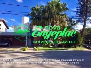 casa res 09 esquina alphaville sp - ca00829 - 4758138