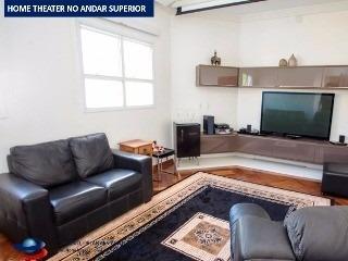 casa res 10 alphaville sp  excepcional residência a venda - alphaville 10 - ca00705 - 4239657