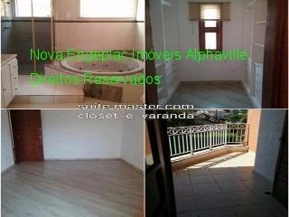 casa res 11 4 suites alphaville sp - ca00899 - 31982490