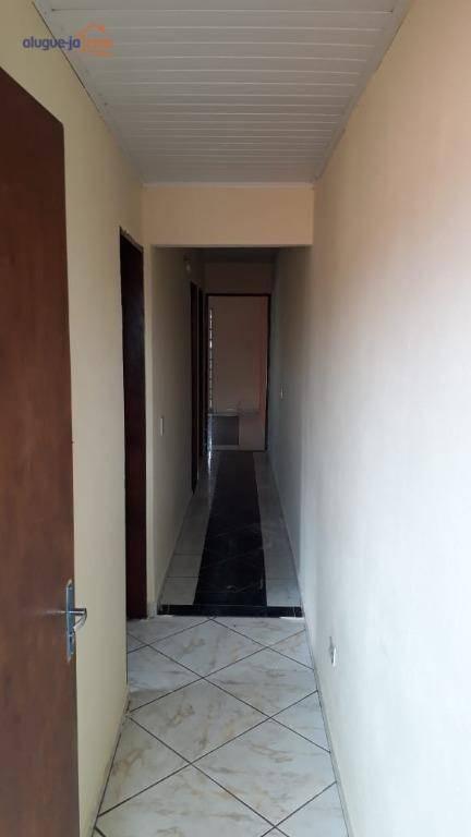casa res. gazzo, 2 dormitórios - ca2135